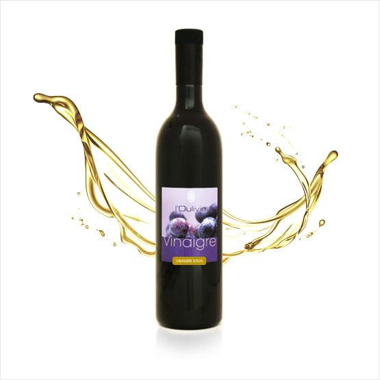 Vinaigre doux blanc du domaine de L'Oulivie