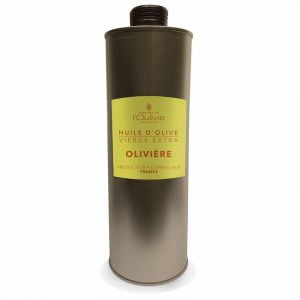 Huile d'olive Olivière du Domaine L'Oulivie