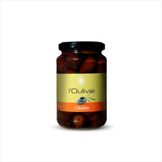Olives olivière du Domaine de L' Oulivie