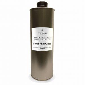 Huile d'olive à la truffe