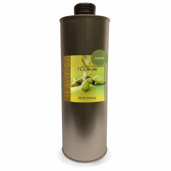 Huile d'olive Cayon du Domaine L'Oulivie