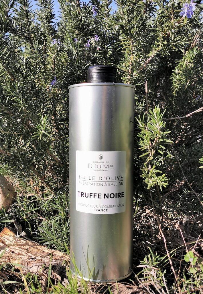 Offre, Huile d'olive à la truffe noire