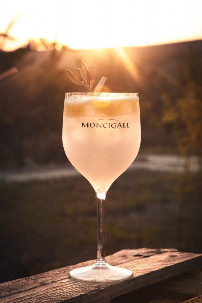 Cocktails à l'huile d'olive du Domaine L'Oulivie