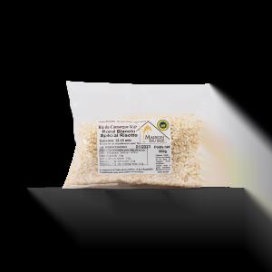 Le riz à risotto est un riz d'origine italienne utilisé pour les plats en sauce où il absorbe le jus et conserve toutes ses saveurs.