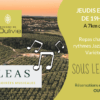 Oléas !!! les soirées musicales et gourmandes du Domaine L'Oulivie